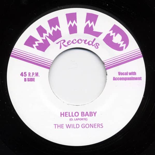 Hello Baby - Big Time Mamma (7inch, 45rpm)