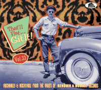 Vol.33 - Rockabilly And Rock 'n' Roll From The Vaults Of Renown & Hornet Records (CD)