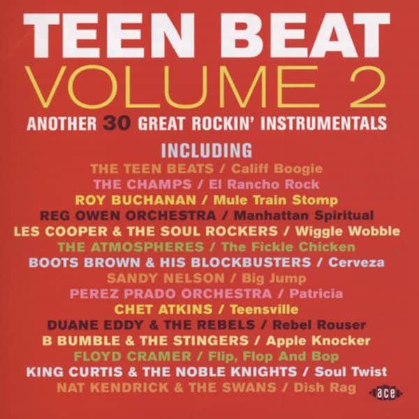 Teen Beat Vol.2 (CD)