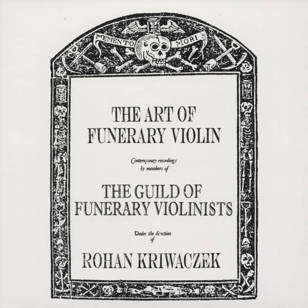 The Art Of Funerary Violin