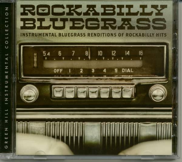 Rockabilly Bluegrass (CD)