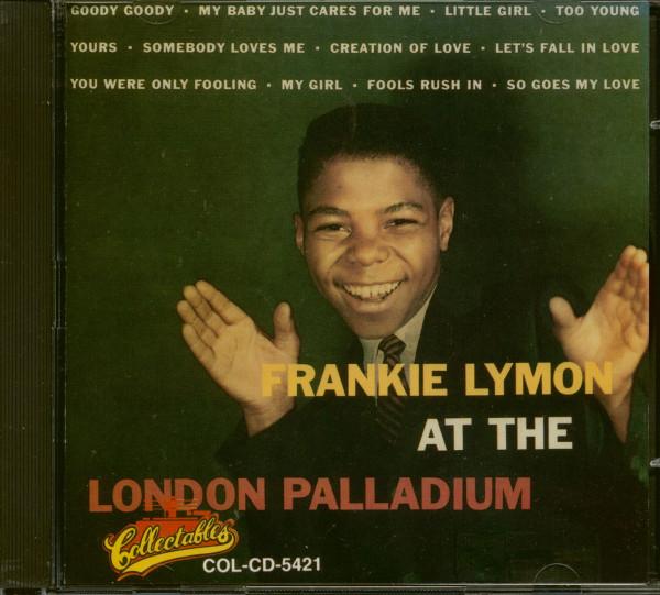 At London Palladium
