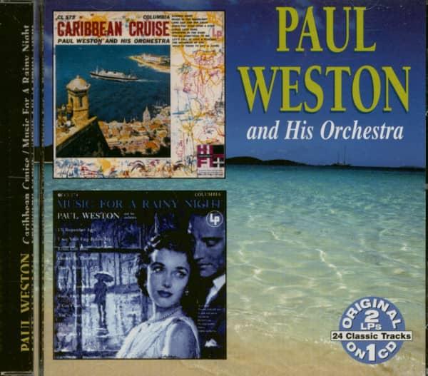 Caribbean Cruise - Music For A Rainy Night (CD)