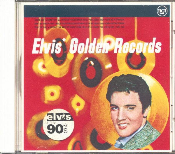 Elvis' Golden Records Vol.1 (CD)