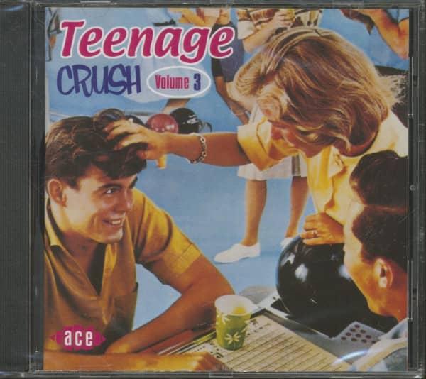 Teenage Crush, Vol.3