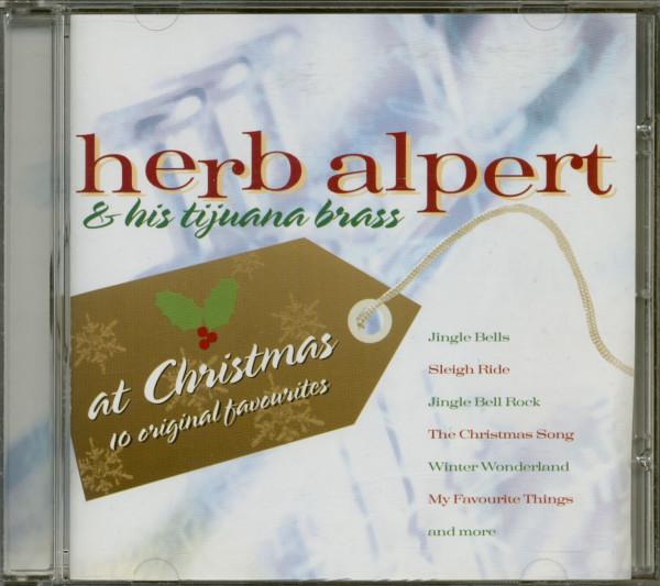 Christmas Album (CD)