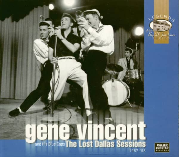 The Lost Dallas Sessions 1957-58 (CD)