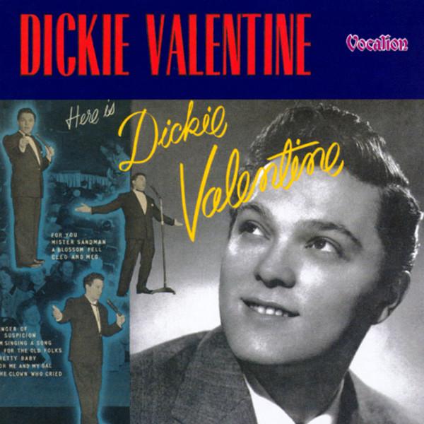 Here Is Dickie Valentine 2-CD
