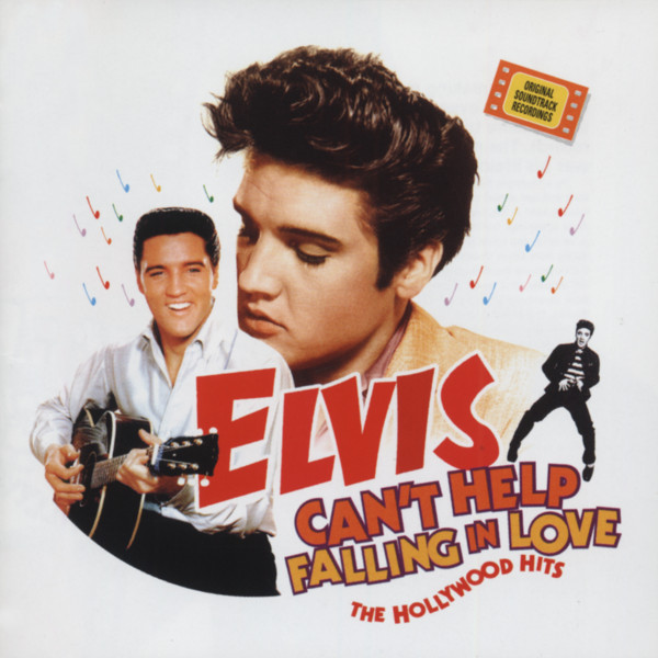 Can't Help Falling In Love - The Hollywood Hits (CD)