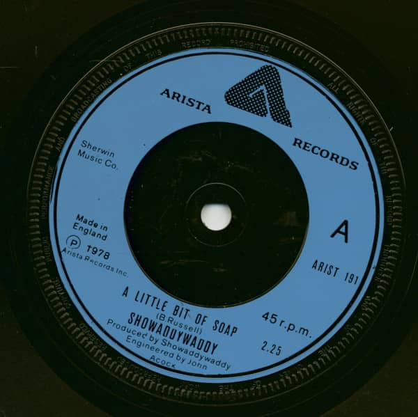 A Little Bit Of Soap - Maybe, Maybe, Maybe (7inch, 45rpm, SC)