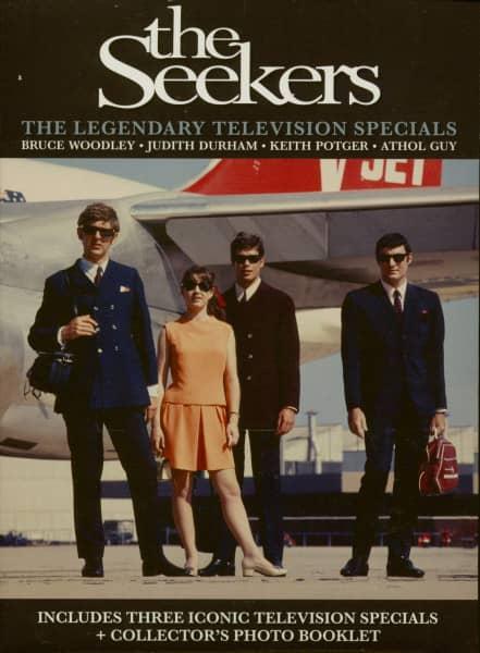 The Legendary Televison Specials (DVD)