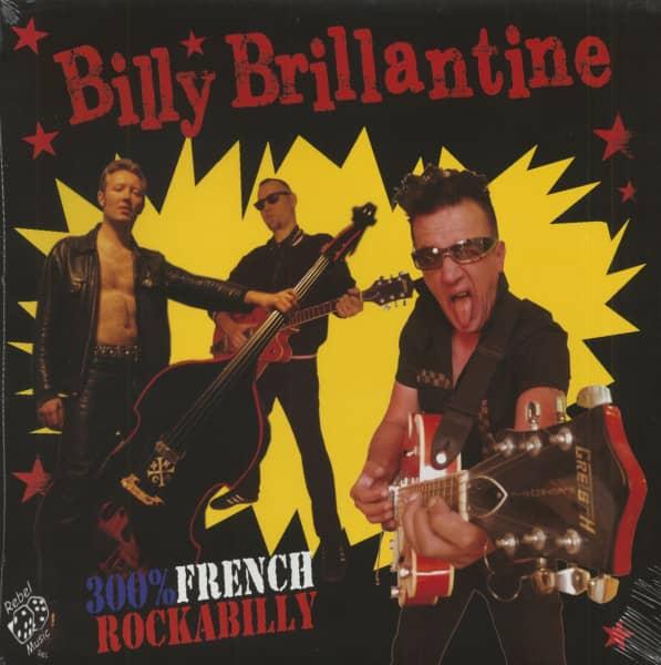 300% French Rockabilly (LP)