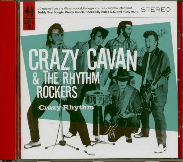 Crazy Rhythm - Best Of (CD)