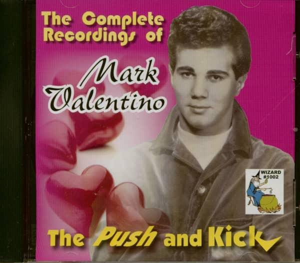The Push & Kick - Complete Recordings (CD)