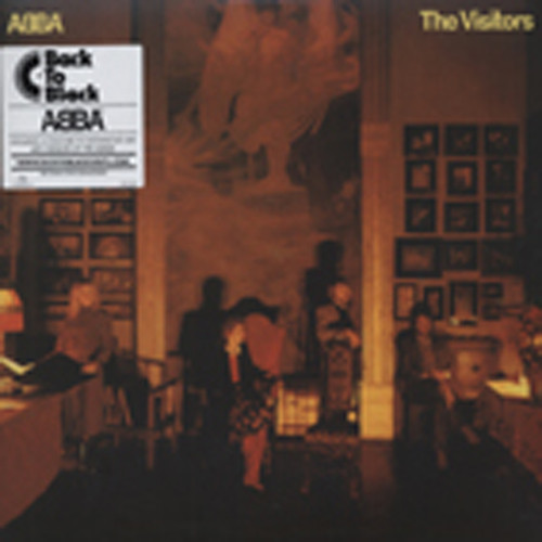 The Visitors - Remastered 1981 (180g Vinyl) + MP3 Download