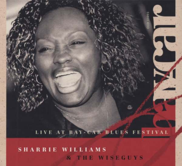 Williams, Sharrie & Wiseguys Live At Bay-Car