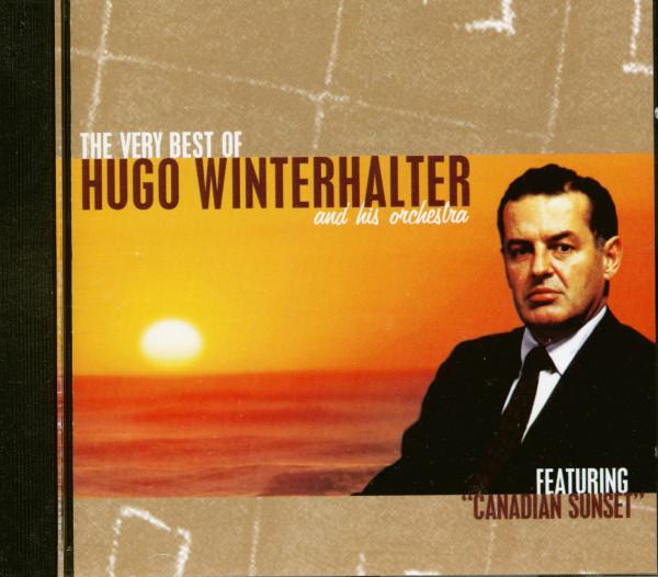 The Very Best Of Hugo Winterhalter (CD)