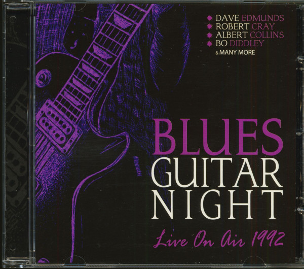 Blues Guitar Night - Live On Air 1992 (CD)