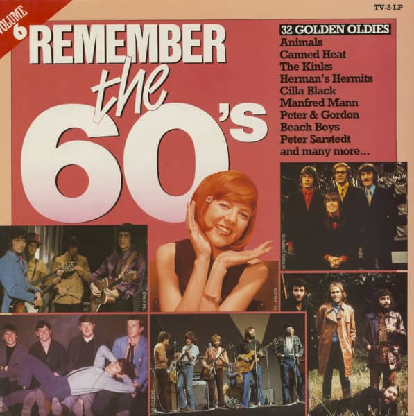 Remember The 60's Vol.6 (2-LP)