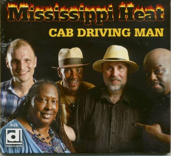 Cab Driving Man (CD)
