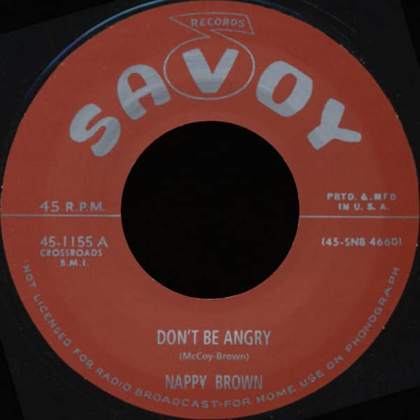 Don't Be Angy - Love Locks (7inch, 45rpm)