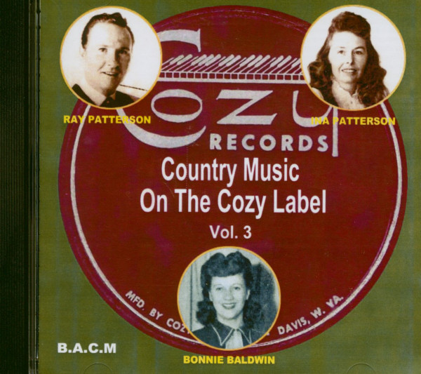Cozy Label Vol.3 (CD)
