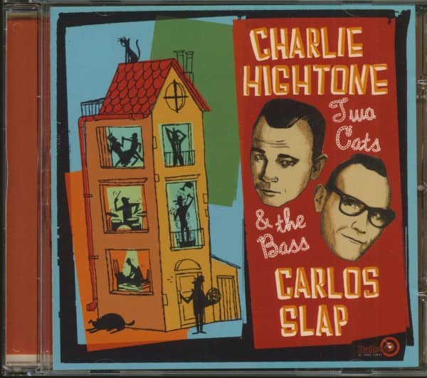 Two Cats & The Bass (CD)