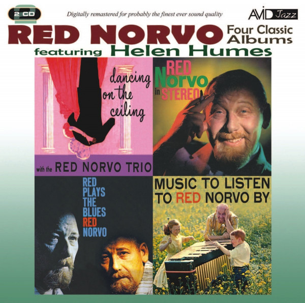 Four Classic Albums: Dancing On The Ceiling&In Stereo&Plays The Blues&Music To Listen To Red Norvo B
