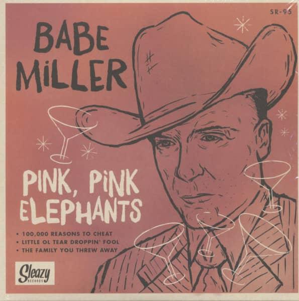 Pink, Pink Elephants EP