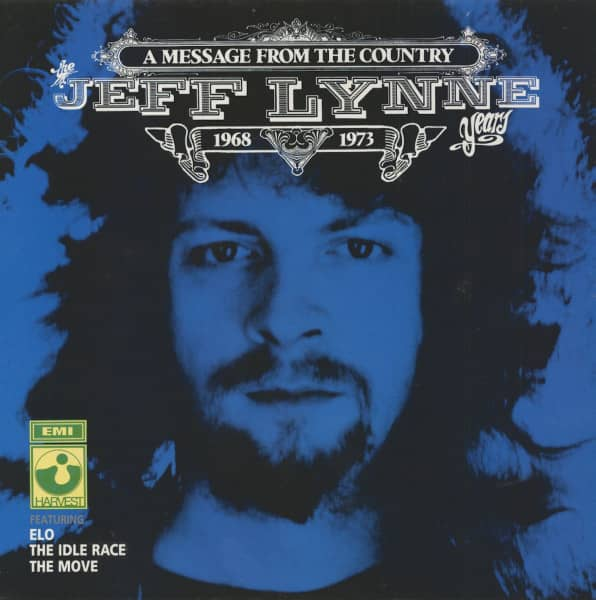 A Message From The Country - The Jeff Lynne Years (LP)