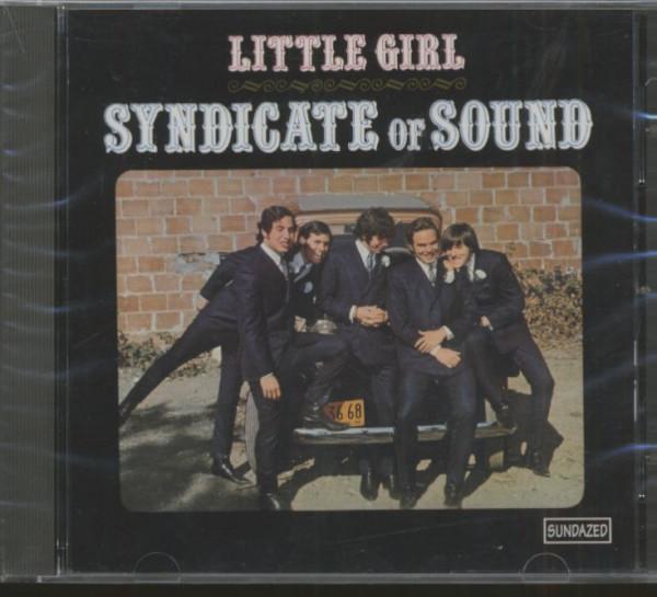 Little Girl (CD)