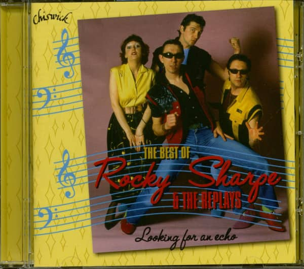 Lookin' For An Echo - The Best Of Rocky Sharpe & The Replays (CD)