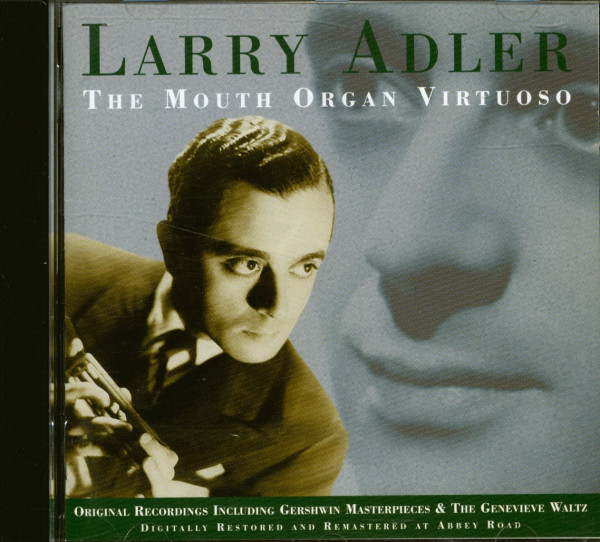 The Mouth Organ Virtuoso (CD)