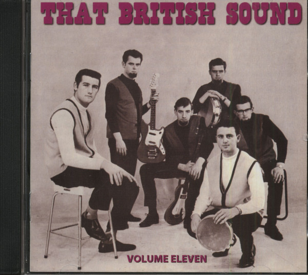 That British Sound Vol.11 (CD)