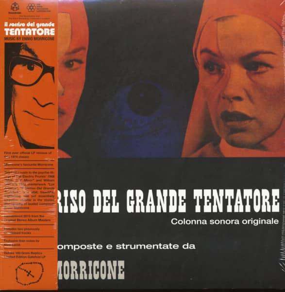Il Sorriso Del Grande Tentatore (Colonna Sonora Originale) - Soundtrack (LP, 180g Vinyl)
