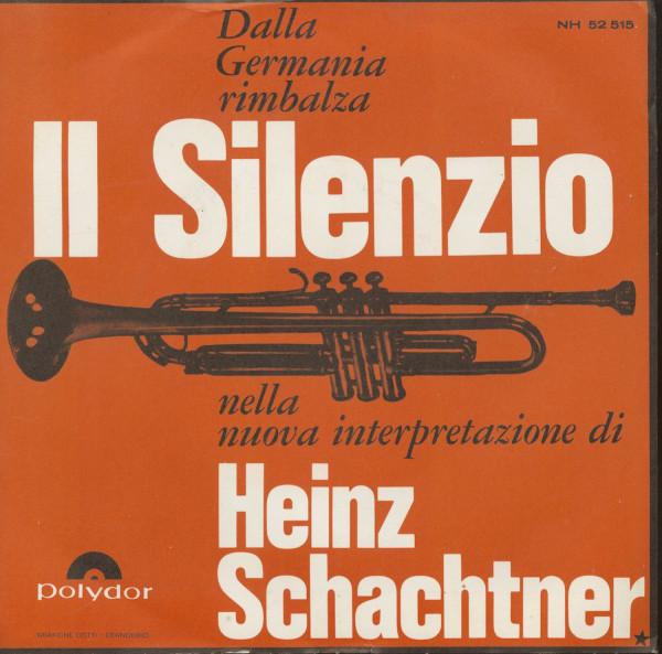 Il Silenzio - Musik zum Verlieben (7inch, 45rpm, PS)