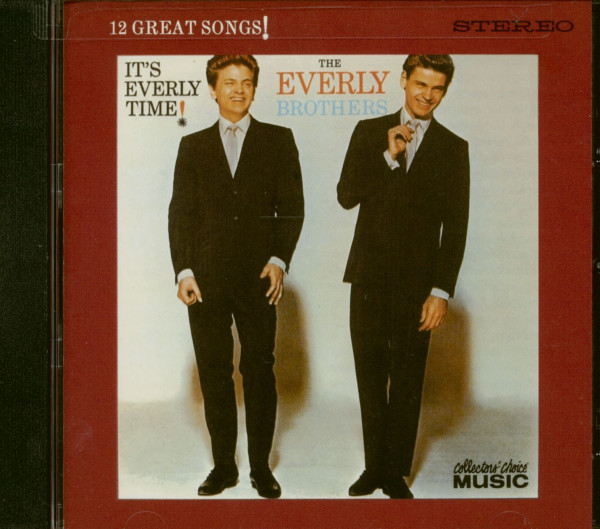 It's Everly Time (CD)