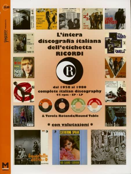 Ricordi - Complete Italian Discography 1958-1980