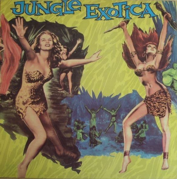 Jungle Exotica Vol.1 (LP)