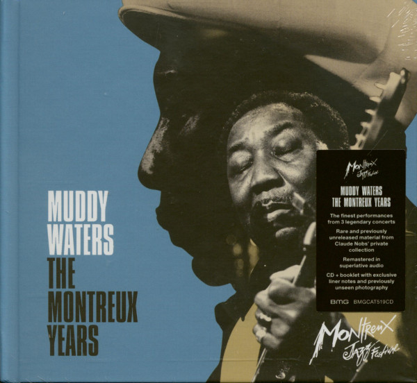 The Montreux Years (CD)