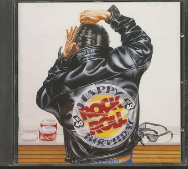 Happy Birthday Rock & Roll (CD)