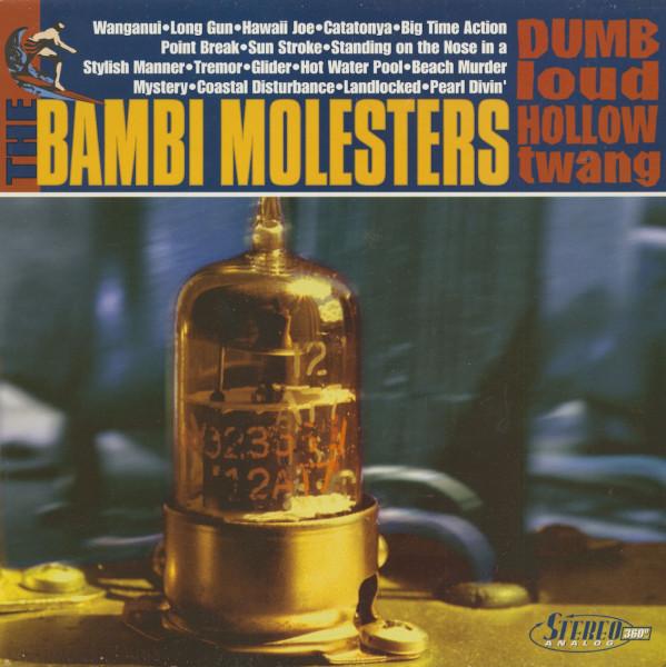 Dumb Loud Hollow Twang (LP)