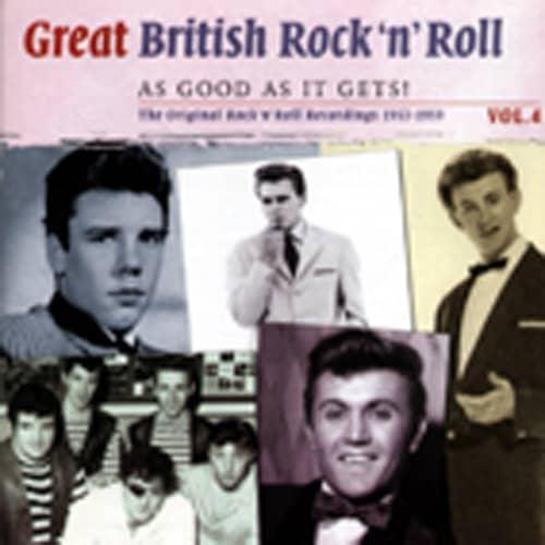 Vol.4, British R&R - As Good As It Gets 2-CD
