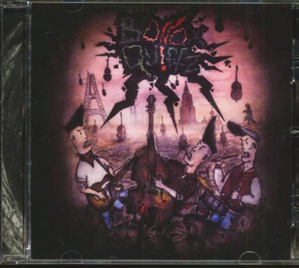 Bollox Quiffz (CD)
