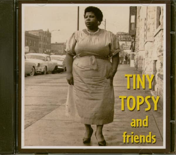 Tiny Topsy And Friends (CD)