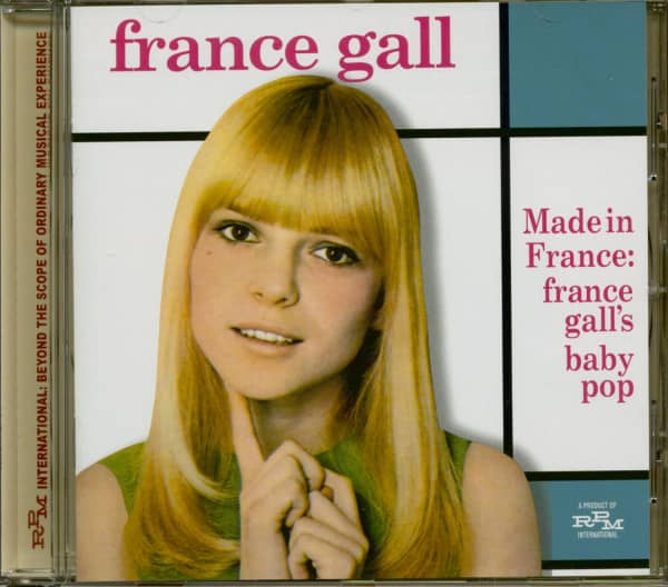 Made In France: France Gall's Baby Pop (CD)