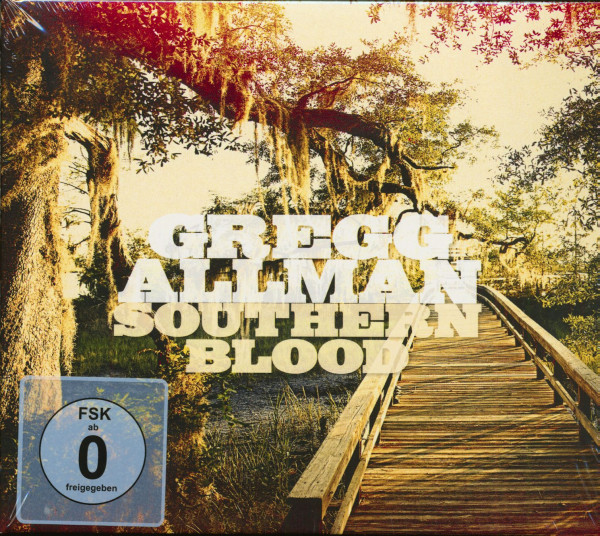 Southern Blood (CD & DVD)