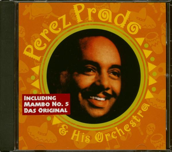 Perez Prado & His Orchestra (CD)