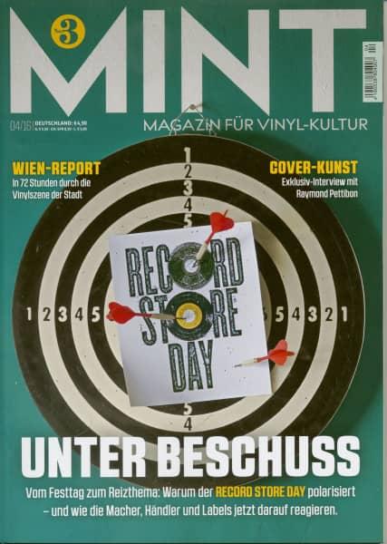 Mint Magazin #3, April 2016