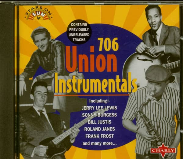 706 Union Instrumentals (CD)